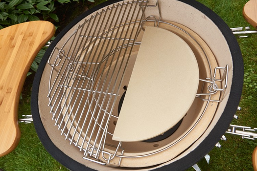 Divide & Conquer System for Kamado XL Pro