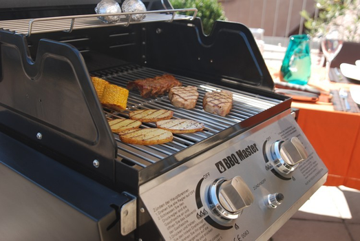 BBQ Master S - Gas Grill