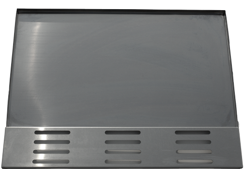 Grease drip pan for BBQ Master L